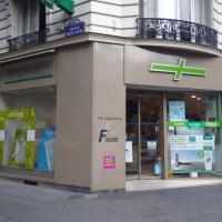 Pharmacie Félix Faure - PARIS