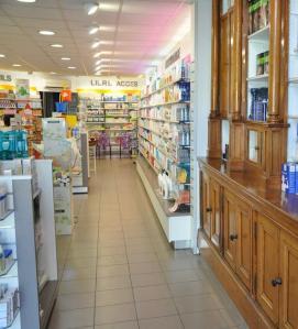 Pharmacie Fondaudege - Pharmacie - Bordeaux