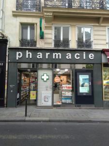 Pharmacie Fontaine - Pharmacie - Paris