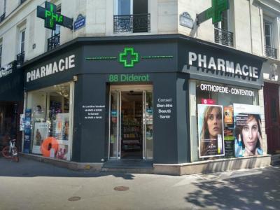 Pharmacie Froux EURL - Pharmacie - Paris