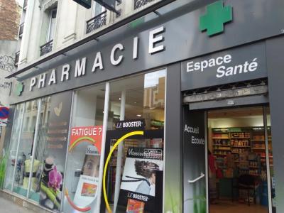 Pharmacie Garcia - Pharmacie - Paris