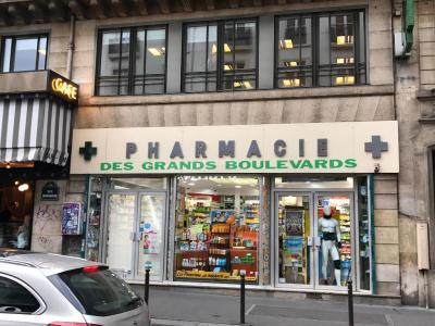 Pharmacie Des Grands Boulevards - Pharmacie - Paris
