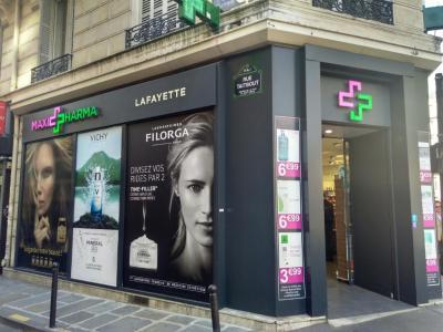 Pharmacie Lafayette - Pharmacie - Paris