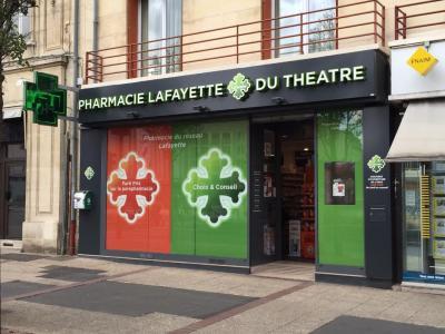 Pharmacie Lafayette Du Théatre - Pharmacie - Caen