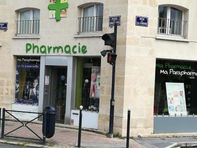 Pharmacie Longchamps - Pharmacie - Bordeaux