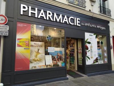 Alphega Pharmacie - Pharmacie - Paris
