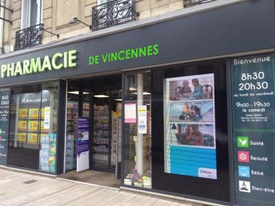 Pharmacie Medio Socquet SELARL - Pharmacie - Vincennes