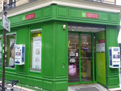 Pharmacie Monge - Pharmacie - Paris