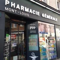 Pharmacie Mont Louis - PARIS