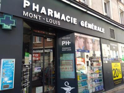 Pharmacie Mont Louis - Pharmacie - Paris