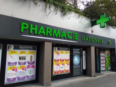Pharmacie Nationale Selarl - Pharmacie - Paris