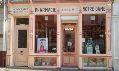 Pharmacie Notre Dame - Pharmacie - Boulogne-sur-Mer