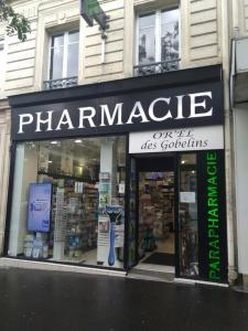 Pharmacie Or'el des Gobelins Or'el Selarl - Pharmacie - Paris