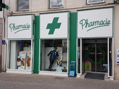 Giphar Pharmacie Paquet - Pharmacie - Niort