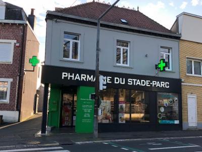 Pharmacie Du Stade Parc - Pharmacie - Bruay-la-Buissière