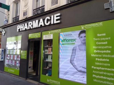 Pharmacie Pernety - Pharmacie - Paris