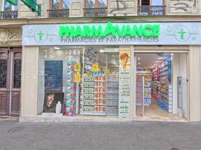 Pharmacie Pharmavance Barbés - Pharmacie - Paris