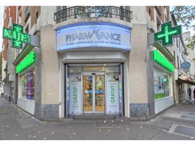 Pharmacie Pharmavance Convention - Pharmacie - Paris