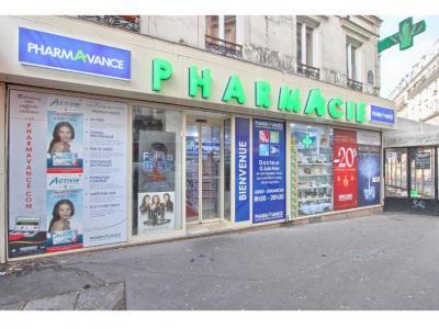 Pharmacie Pharmavance Mairie du 18e - Pharmacie - Paris
