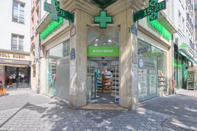 Pharmacie Pharmavance Rambuteau - Pharmacie - Paris