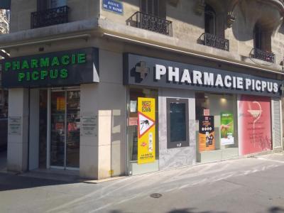 Pharmactiv - Pharmacie - Paris