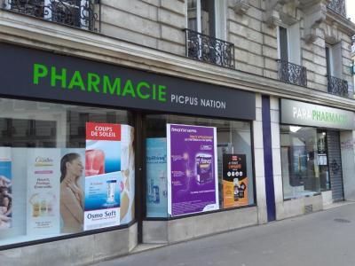 Pharmacie Picpus Nation - Pharmacie - Paris