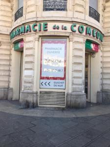Pharmacie Place De La Comedie - Pharmacie - Montpellier