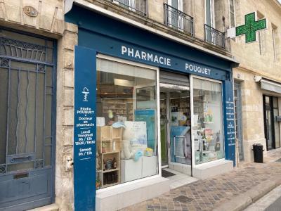 Pharmacie Pouquet - Pharmacie - Bordeaux