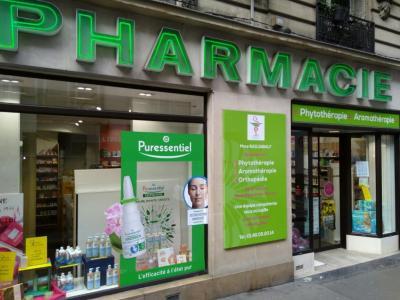 Radjabaly Rachida - Pharmacie - Paris