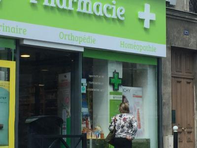 Pharmacie RER Champigny St-Maur - Vente et location de matériel médico-chirurgical - Saint-Maur-des-Fossés
