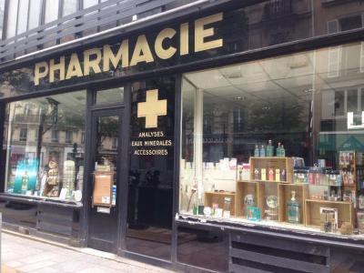 Pharmacie Rivoli - Pharmacie - Paris
