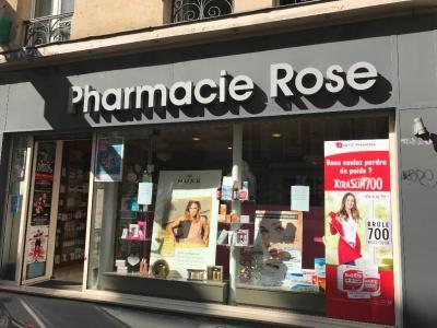 Pharmacie Rose - Pharmacie - Paris