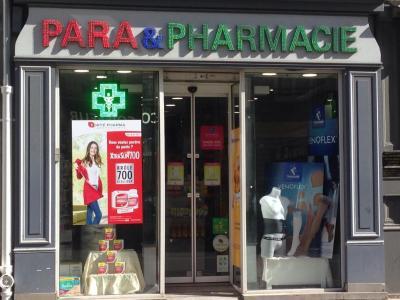 Pharmacie Sabaa - Pharmacie - Paris