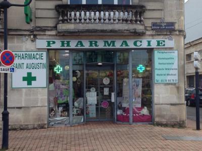 Pharmacie Saint Augustin - Pharmacie - Bordeaux