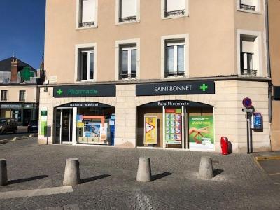 Pharmacie Saint Bonnet - Pharmacie - Bourges