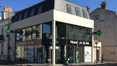Pharmacie Saint Eloi - Pharmacie - Tours