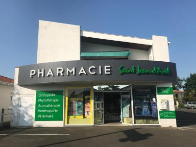 Pharmacie Saint Jean D'Août - Pharmacie - Mont-de-Marsan