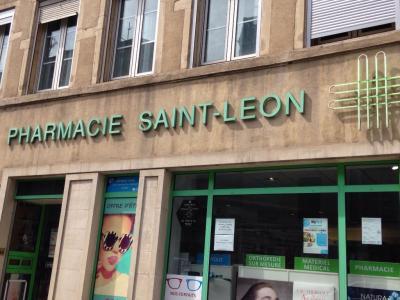 Pharmacie Saint Léon - Pharmacie - Nancy