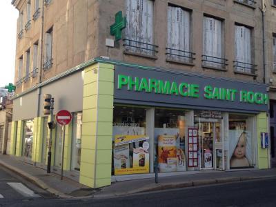 Pharmacie Saint Roch - Pharmacie - Saint-Étienne
