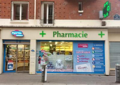 Pharmacie Santé Bien Etre - Pharmacie - Paris