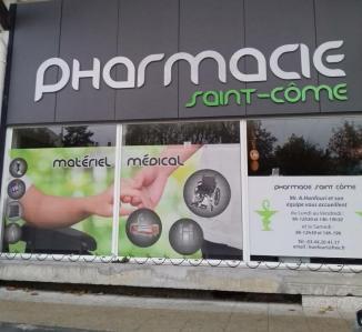 Pharmacie St Come - Pharmacie - Compiègne