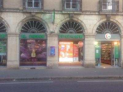 Pharmacie St Pierre - Pharmacie - Dijon