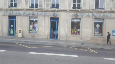 Pharmacie Millot - Pharmacie - Nancy