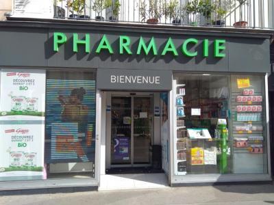 Pharmacie Centrale Saint-Antoine - Pharmacie - Paris