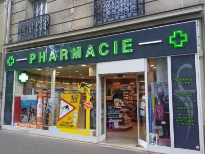 Pharmacie Valet - Pharmacie - Paris