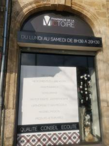 Pharmacie Victoire - Pharmacie - Bordeaux