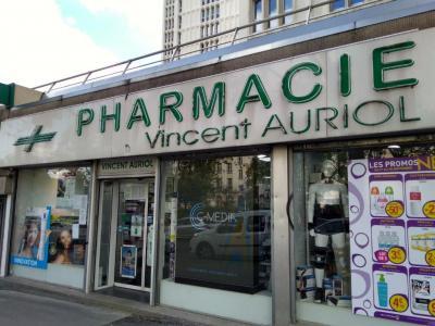 Pharmacie Vincent Auriol - Pharmacie - Paris
