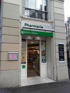 Pharmacie Voltaire Nation - Pharmacie - Paris