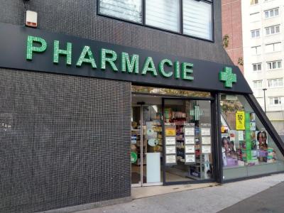 Grande Pharmacie de Stalingrad - Pharmacie - Paris