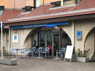 Philippe Rigollot Pâtissier Chocolatier - Restaurant - Annecy